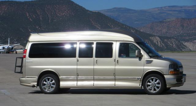 Family Transportation in Vail CO